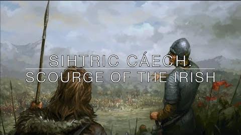 Sihtric Cáech-Kurzdokumentation (engl