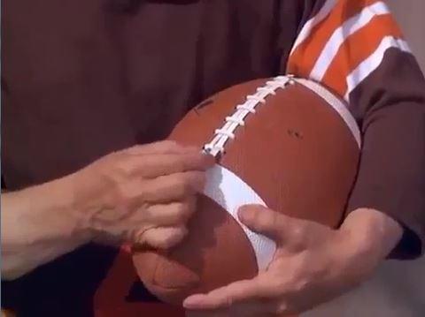 Football Coding Device