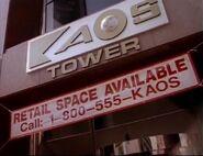 Kaos-tower
