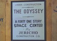 Jericho Construction Company sign