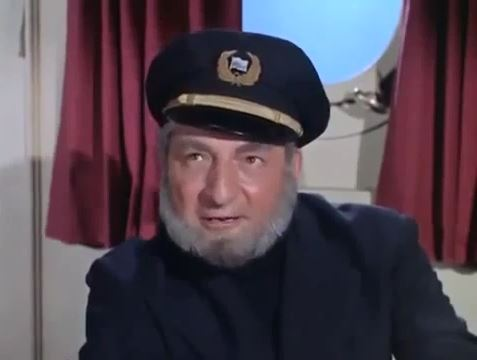 "Captain ""Harvey"" Wolf Groman"