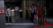Control Weapons Development lab