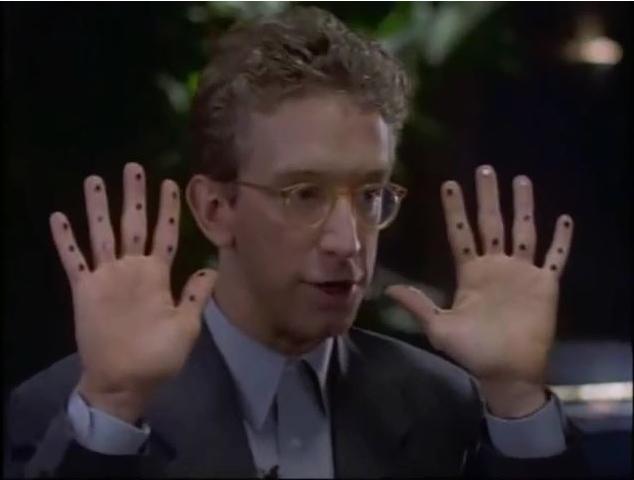 CONTROL Piano Hands