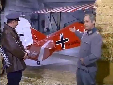 Snoopy Smart vs. the Red Baron