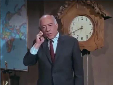 Cuckoo-Clock Phone