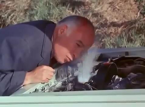 Car Radiator Phone