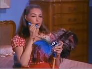 Feather-duster-phone