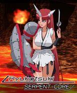 Ryukotsuki (Otomedius) - Otomedius Excellent - 02