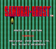 SamuraiGhost 01