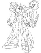 Getter Robo Go Super