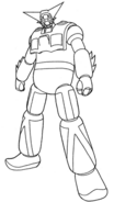 Getter Robo-1 (Shin vs Neo)