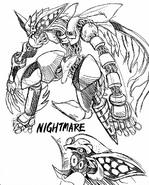 Getter Robo Hien Nightmare