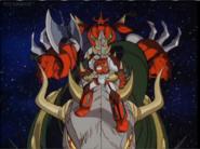 Shin Getter and Shin Dragon