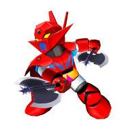 SRWCrossOmega Getter Robo G 1