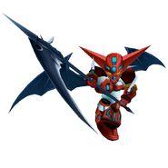 SRWCrossOmega Getter Robo Shin 1 1