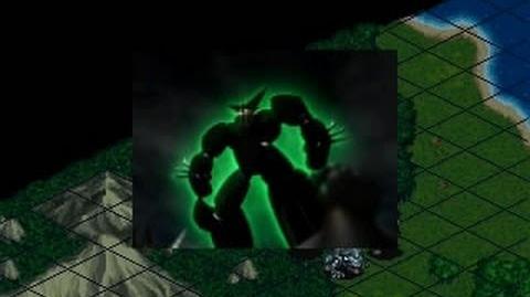 Super Robot Taisen α - Eva Unit 03 & Shin Getter Robo Event
