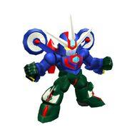 SRWCrossOmega Getter Robo Go 1