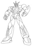 Getter Robo Go-1 A
