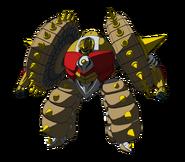 Getter Khan (Arc) 3