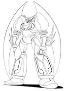 Shin Getter Robo 1 Armagg