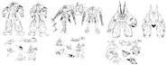 Neo Getter Robo and Machine Shin vs Neo