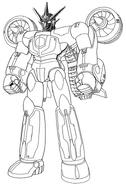 Getter Robo Go-1 Proto