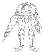 Shin Getter Robo-2 (Shin vs Neo)