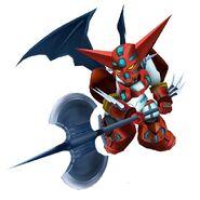 SRWCrossOmega Getter Robo Shin 1
