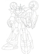 Super Getter Robo Go