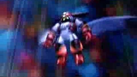 Super Robot Taisen XO Shin Getter Robot