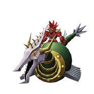 SRWCrossOmega GetterShin Dragon