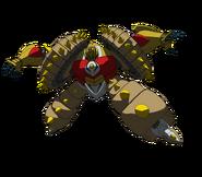 Getter Khan (Arc) 1