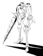Shin Getter Robo 2 Armagg