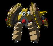 Getter Khan (Arc) 4