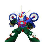SRWCrossOmega Getter Robo Go 1 1