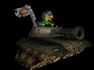 Gex Tank