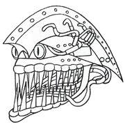 HTDG - Rez Head