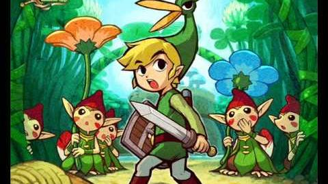 Link! He come to town!