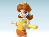 Daisy in her Sports Outfit