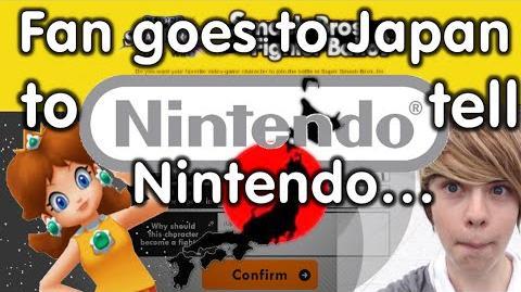 Fan_visits_Nintendo_of_Japan_HQ_for_Princess_Daisy