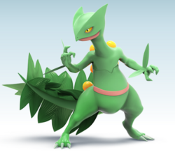 Sceptile Smashified.png
