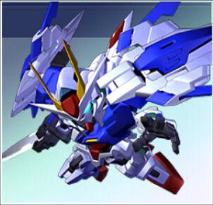 00 Raiser Gn Sword Iii Sd Gundam G Generation Wars Wiki Fandom
