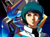 Mobile Suit Z Gundam Characters