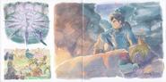 Ni no Kuni II Revenant Kingdom Soundtrack Booklet6