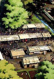 Mononoke-village