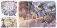 Ni no Kuni II Revenant Kingdom Soundtrack EURO Booklet6