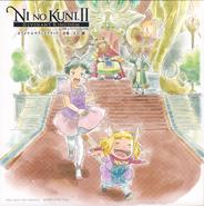Ni no Kuni II Revenant Kingdom Soundtrack Insert