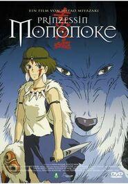 Prinzessin Mononoke-DVD