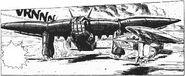 Nausicaa-manga-schwere-korvette