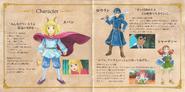 Ni no Kuni II Revenant Kingdom Soundtrack Booklet5